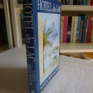 Brookner, Anita (1984) 'Hotel du Lac', signed first edition