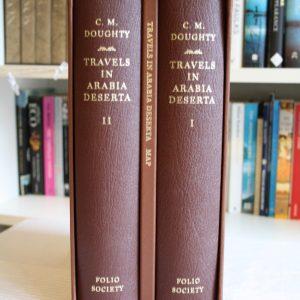 Doughty, C.M. (2013) 'Travels in Arabia Deserta', Folio Society limited edition