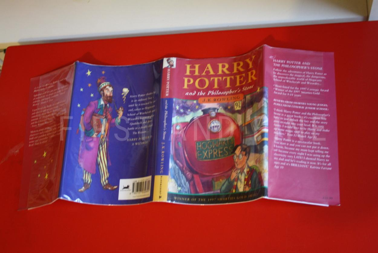 harry potter and the philosopher stone book review 1997
