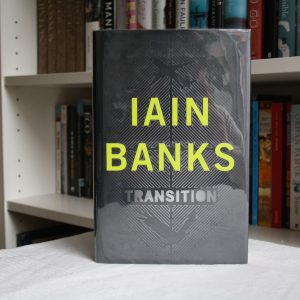 Banks, Iain (2009) 'Transition', UK signed first edition