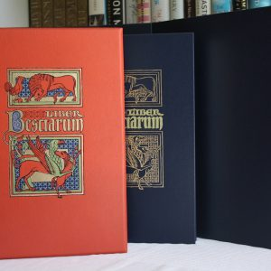 'Liber Bestiarum', Folio Society limited edition