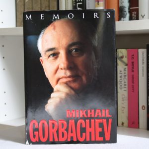 Gorbachev, Mikhail (1996) 'Memoirs', signed and inscribed US first edition