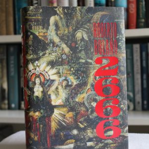Bolaño, Roberto (2008) '2666', US first edition, signed by the translator