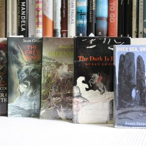 Cooper, Susan (1965; '73; '74; '75; '77) 'The Dark is Rising' Sequence, all UK signed first editions