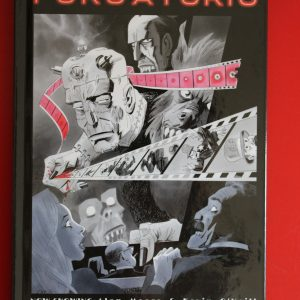 Moore, Alan (2016) 'Cinema Purgatorio', signed hardcover kickstarter exclusive edition