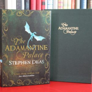 Deas, Stephen (2009) 'The Adamantine Palace', signed limited edition
