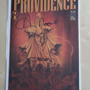 Moore, Alan (2015) 'Providence' #1, signed limited edition