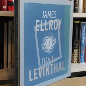 Ellroy, James; Levinthal, David (1995) 'My Mother's Killer', deluxe limited edition signed by Ellroy and David Levinthal