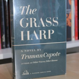 Capote, Truman (1951) 'The Grass Harp', US first edition and signed association copy