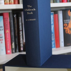 Byatt, AS (2009) 'The Children's Book', signed limited edition bound in cloth