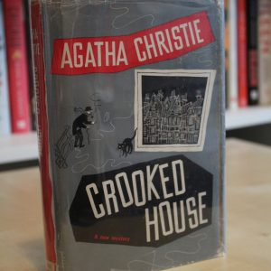 Christie, Agatha (1949) 'Crooked House', signed Canadian first edition