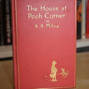 Milne, A.A. (1928) 'The House at Pooh Corner', US signed limited edition 1/250